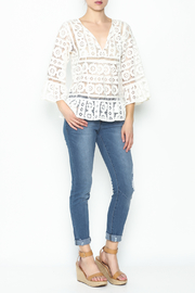 Tracy Reese Lace Blouse - Side cropped