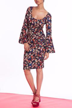 Tracy Reese Floral T Dress - Alternate List Image