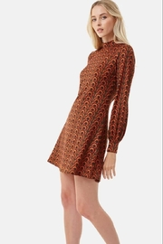 Traffic People Retro Inspired Dress - Side cropped