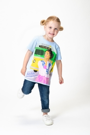 Piccolina Kids Trailblazer Tee - Rosa Parks - Front full body