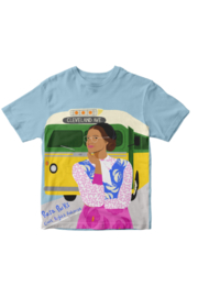 Piccolina Kids Trailblazer Tee - Rosa Parks - Product Mini Image