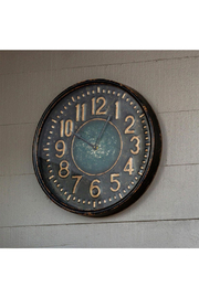 Park Hill Collection Train Station Clock - Product Mini Image