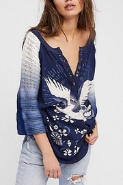 Free People Tranquility Tee - Product Mini Image
