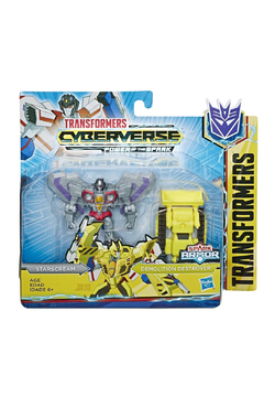 Hasbro Transformers Toys Cyberverse Action Figure - Product List Image