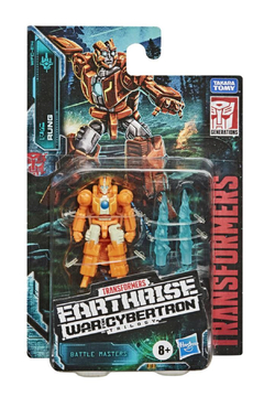 Hasbro Transformers Toys Generations War for Cybertron: Earthrise Battle Masters Action Figure - Product List Image