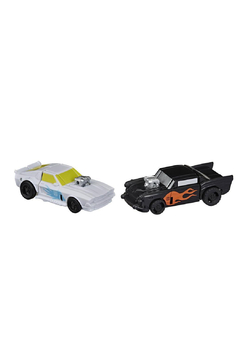 Hasbro Transformers Toys Generations War for Cybertron: Earthrise Micromaster WFC-E3 Hot Rod Patrol 2-Pack - Alternate List Image