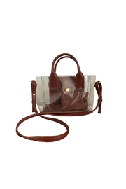 Cuca y Paloma Transparent Mini Bag - Product Mini Image
