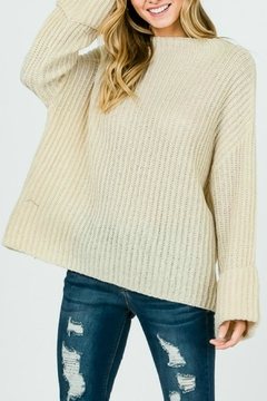 Shoptiques Product: Trapeze Swing Sweater