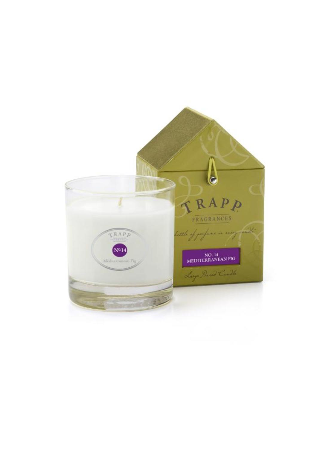 Trapp Candles Mediterranean Fig - Main Image