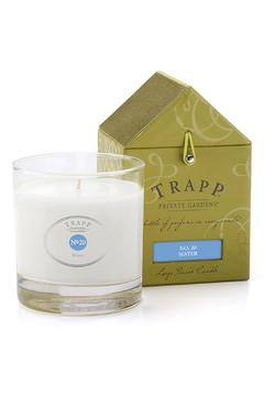 Trapp Candles Water Scent Candle - Alternate List Image