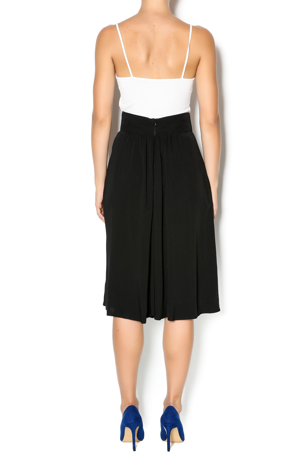 Trashy Diva High Waisted Skirt - Side Cropped Image
