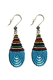 Love's Hangover Creations Travel Blogger Earrings - Front cropped