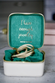 Shiraleah Travel Jewelry Box - Front cropped