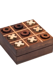 Matr Boomie Travel Tic-Tac-Toe Game - Product Mini Image