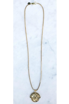 Rope the Moon Traveler Necklace - Product List Image