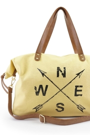 ShopGoldies Traveler Tote-Bag - Front cropped