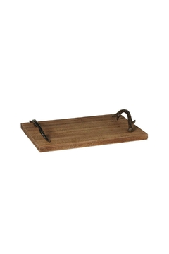 Midwest/CBK Tray With Antler-Handles - Alternate List Image
