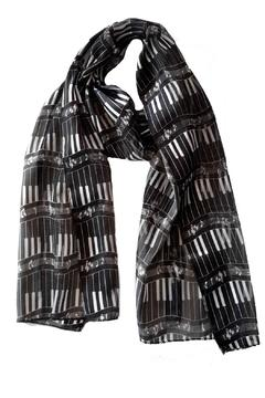 Shoptiques Product: Piano Scarf