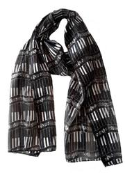 Treasure Island  Piano Scarf - Product Mini Image