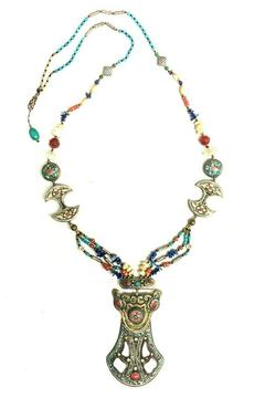Shoptiques Product: Tibetan Gemstone Necklace