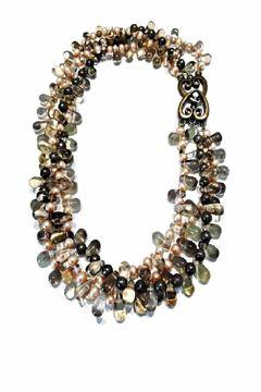 Treasures Hanover Smoky Quartz Necklace - Alternate List Image