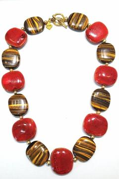Treasures Hanover Tiger Eye Necklace - Alternate List Image