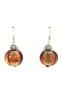 Treasures Hanover Venetian Glass Earring - Alternate List Image