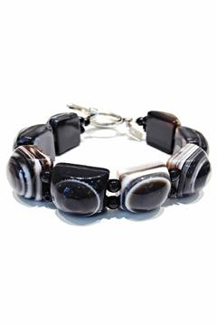 Treasures Hanover Black Agate Bracelet - Alternate List Image