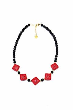 Treasures Hanover Cinnabar Necklace - Alternate List Image