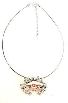 Shoptiques Product: Crab Necklace/pin