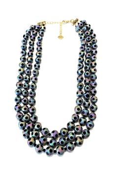 Shoptiques Product: Stardust Crystal Necklace