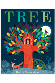 Penguin Books Tree: A Peek-Through Picture Book - Front cropped