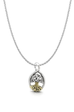 JOHN MEDEIROS Tree-Of-Life Pendant Necklace - Product List Image