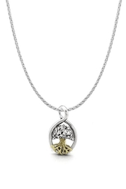 JOHN MEDEIROS Tree-Of-Life Pendant Necklace - Product Mini Image