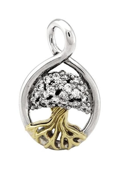 JOHN MEDEIROS Tree-Of-Life Pendant Necklace - Alternate List Image