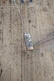 Fine N Funky Tree Pendant Necklace - Product Mini Image