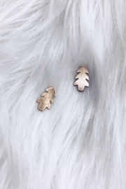 Nashelle Tree Stud Earrings - Product Mini Image