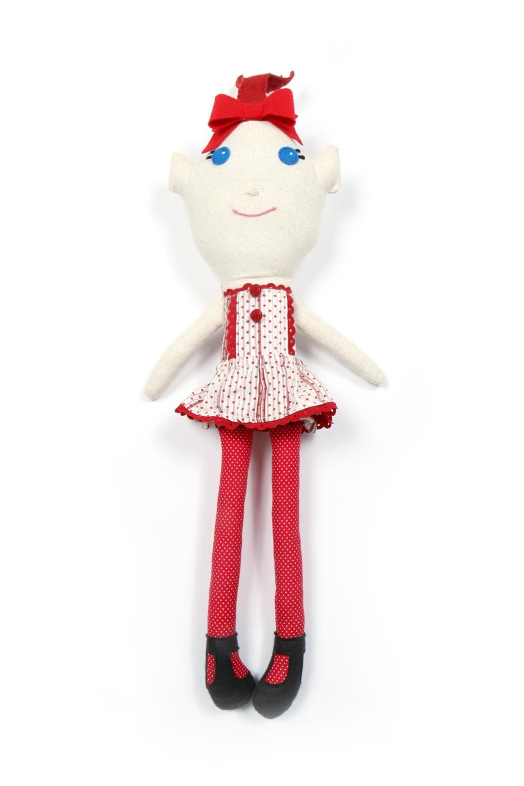 Treehaus Handmade Cutie Doll - Front Cropped Image