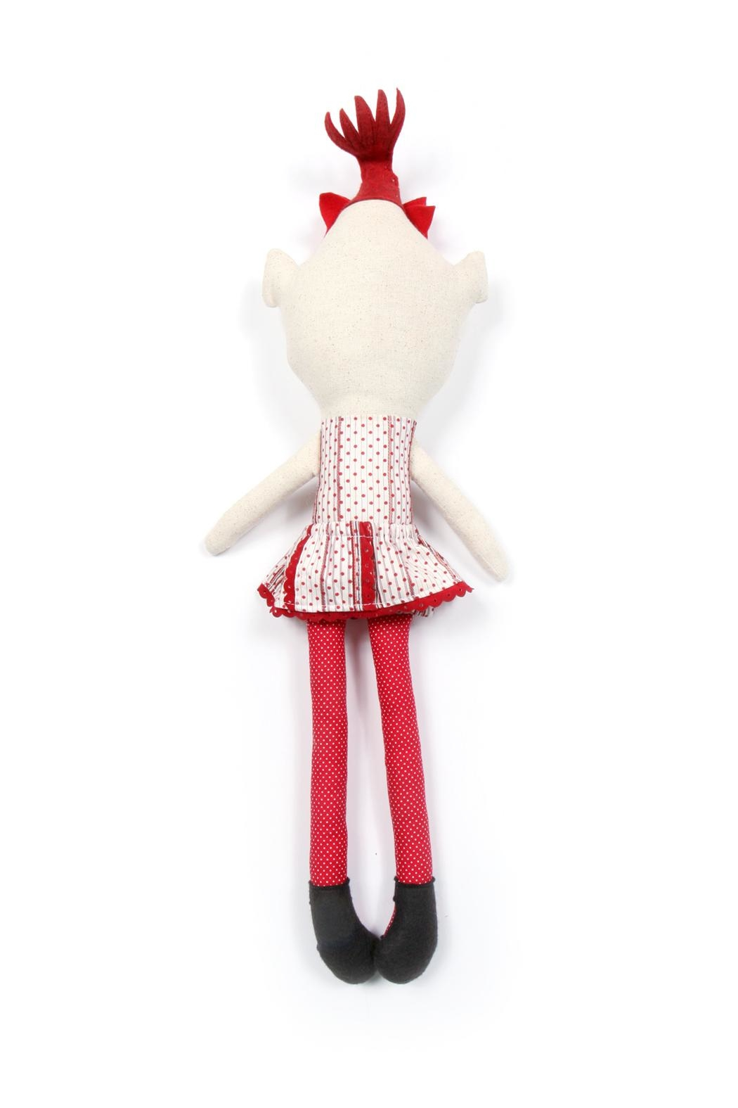 Treehaus Handmade Cutie Doll - Front Full Image
