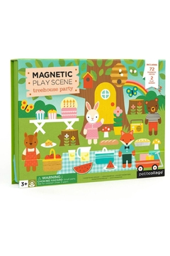 Shoptiques Product: Treehouse Magnetic Playset