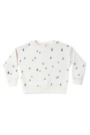 Rylee & Cru Trees Relaxed Sweatshirt - Product Mini Image