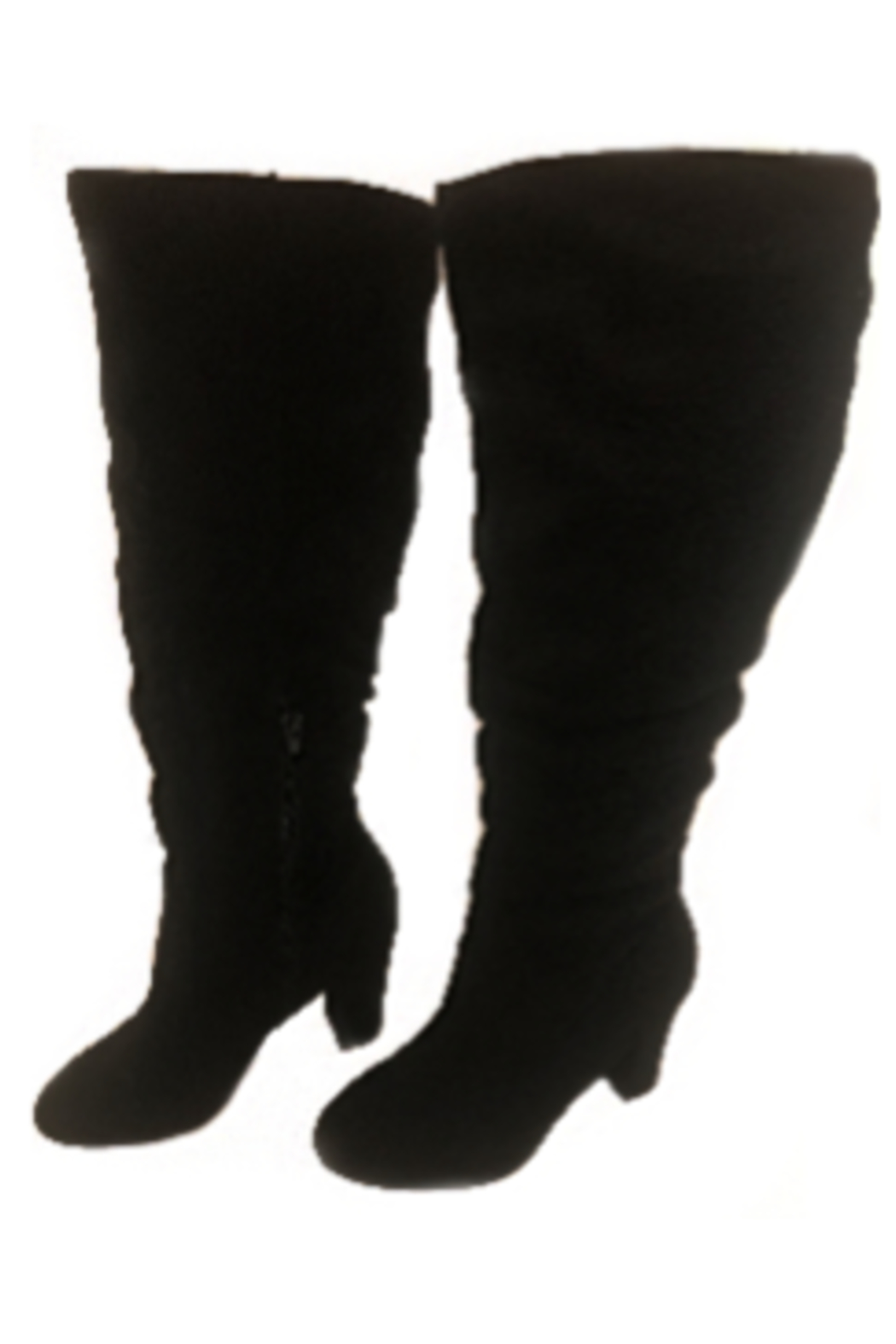 fortune dynamic Treetop boots - Side Cropped Image