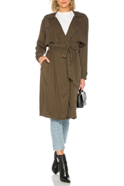 Michael Stars Trench Coat - Product Mini Image