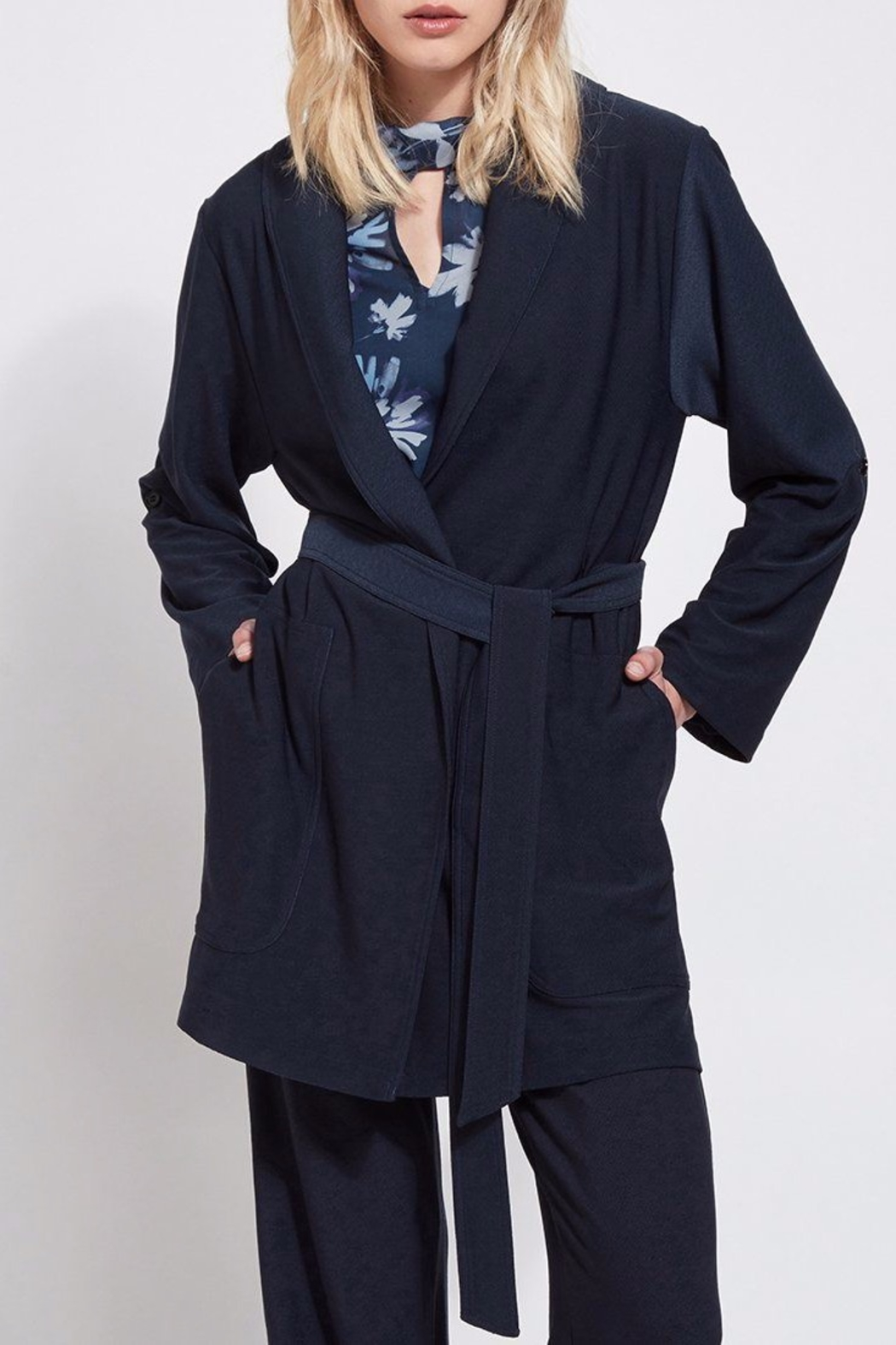 Lysse Trench Coat - Main Image