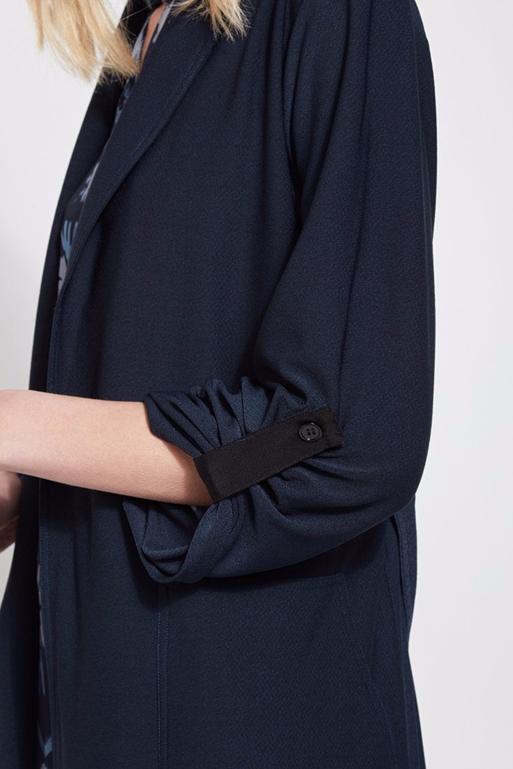 Lysse Trench Coat - Side Cropped Image