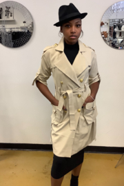 BEULAH  TRENCH ME - Product Mini Image