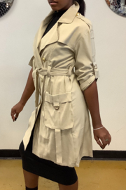 BEULAH  TRENCH ME - Front full body