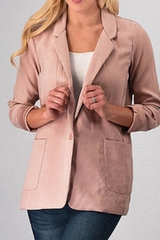 Trend:notes Blush Jacket Blazer - Product Mini Image