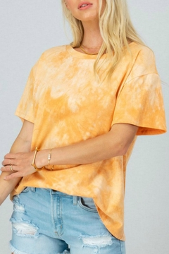 Trend:notes Elaina Tie-Dye Top - Alternate List Image