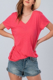 Trend:notes Pink Vintage Tee - Product Mini Image